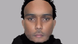 E-fit issued after Kent couple have boiling water poured on them in two-hour raid at their home