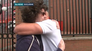Exclusive: Hillsborough survivor reunited with the 'hero' who saved him