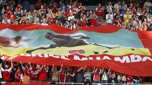 Muamba Arsenal
