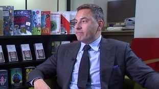 David Walliams: It's nice to be compared to Roald Dahl