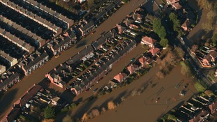 York was one of the worst affected places during the Boxing Day floods