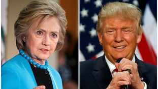 Hillary Clinton: Donald Trump is not qualified to be president