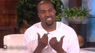 Kanye West launches bizarre seven minute rant on US talk show