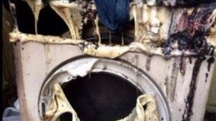 Undercover investigation claims 'multiple failings' over fire-risk tumble dryers