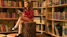 Taunton school builds woodland library