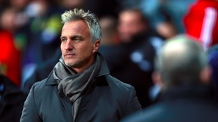Former Villa midfielder David Ginola 'fine' after undergoing quadruple heart bypass