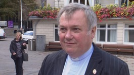 Archbishop of Canterbury apologises to Jersey's Dean for abuse probe