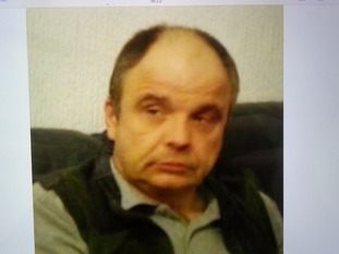 Missing 53-year-old Robert Filipiak from Hartlepool