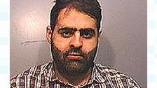 Naseer Taj was jailed for eight years
