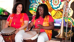 The ¡Vamos! festival has been launched in Newcastle with dance and music