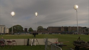 Cricket lights