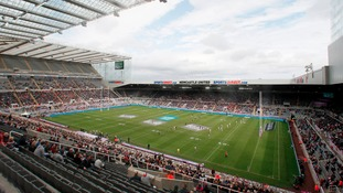Super League Magic Weekend to get underway in Newcastle