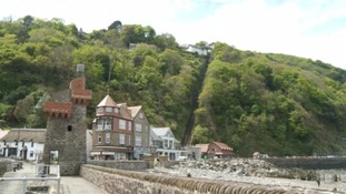 Lynmouth and Lynton