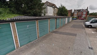 Man dies after 'unexplained' garage fire