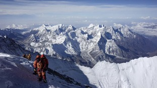 Cumbrian mountaineer climbs Everest - for fifth time