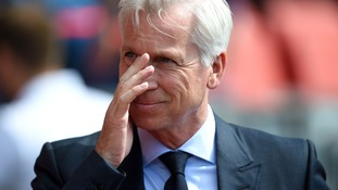 Pardew feels weight of history as Palace bid for FA Cup glory