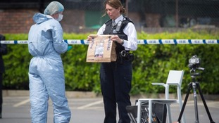 Man charged after supermarket stabbings