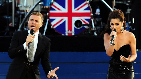 Gary Barlow/Cheryl Cole