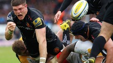 Exeter to face Saracens in the Premiership Final