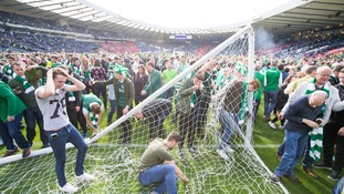 SFA chief 'appalled' by disorder at Scottish Cup final