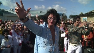 Elvis impersonators