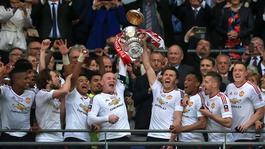 Manchester United win FA Cup Final in extra time
