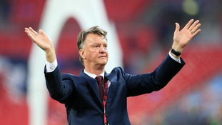 Van Gaal leaves Man United an underwhelming success