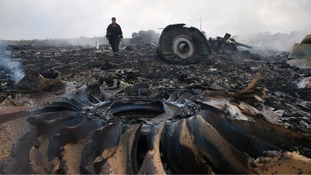 MH17 families sue Russia and Vladimir Putin for £5 million per victim