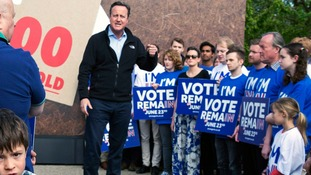 PM: Brexit would mean 3% food shop cost increase