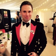 David Seath, 31, a veteran of the Afghanistan conflict, suffered a cardiac arrest