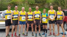 Cumbria's police officers are fell running champions