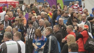 Thousands flocked to Newcastle for the Magic Weekend