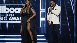 Ciara and Ludacris hosted the awards
