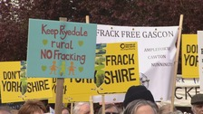 Anti-fracking campaigners vow to fight on