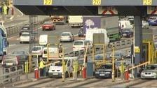 UPDATE: Dartford crossing tunnel re-opens but still long delays