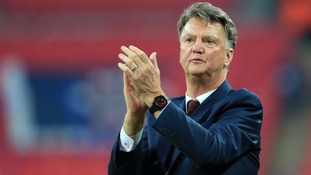 Van Gaal arrives at Carrington despite Mourinho rumours