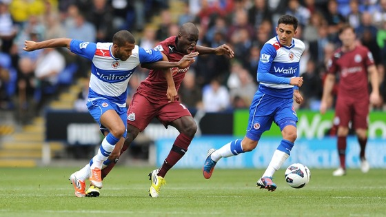 Reading v Newcastle