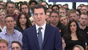 Osborne: Brexit would deliver 'profound, economic shock'