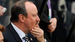 Benitez and Newcastle continue talks