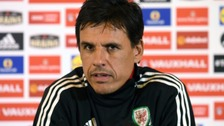 Wales manager Chris Coleman signs new two-year deal