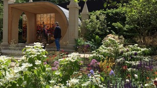 God's Own County – A Garden for Yorkshire has been designed by Matthew Wilson