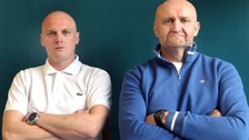 Daniel Wolstencroft and David Norman