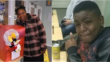 Pauline Watson (left) and Moses John (right) have been missing for more than a year.