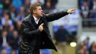 Karl Robinson is reportedly attracting interest from Leeds United.