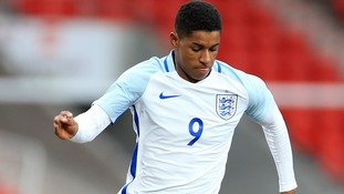Rashford poised for England debut