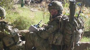 Sergeant Steven Leslie