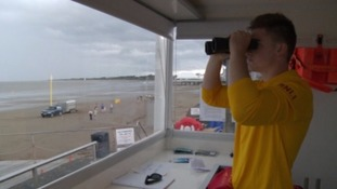 RNLI lifeguards make multiple rescues in the region this weekend