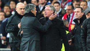 Mourinho Ferguson