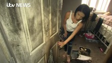 VIDEO: I thought I was going to die- woman's terror after escaping arson attack