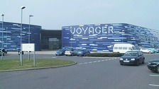 The Voyager Academy in Peterborough had to be evacuated.